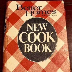 VTG Better Homes New Cookbook